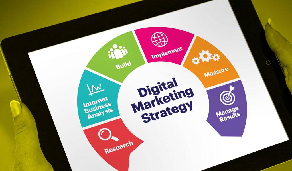 وظایف دیجیتال مارکتینگ