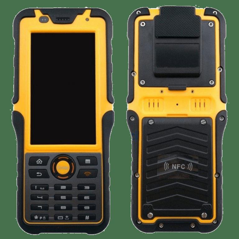 GEOPOS Controller S50 از زاویه بالا
