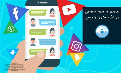 امنیت و حریم خصوصی در شبکه های اجتماعی