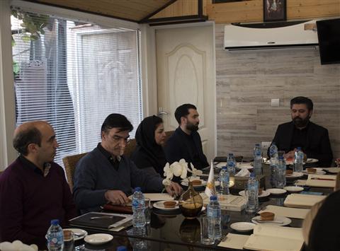 جلسه ماهیانه مدیران ارشد مجموعه شرکت های یثربی