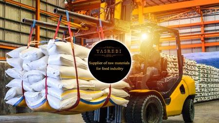تأمین مواد اولیه داخلی و وارداتی